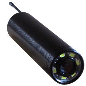 Nueva fábrica de la llegada vender 8 Canales 480TVL inalámbrica de 2,4 Ghz, Cámara de inspección 8 LED con 5 pulgadas de pantalla Kit DVR