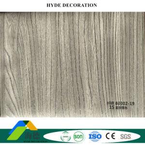 Conseil de plafond PVC étanche panneau film stratifié