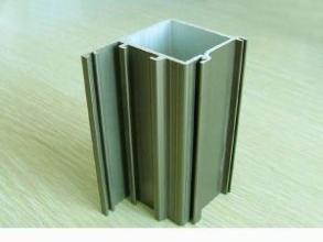 Profilo di alluminio anodizzato/d'anodizzazione per la finestra ed il portello