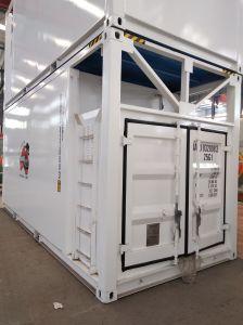オーストラリアへの自己Bunded燃料タンクのディーゼル記憶端末のエクスポート
