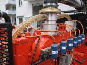 625kVA 500kw générateur de gaz naturel de GNL de GPL avec Leroy alternateur