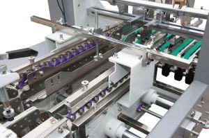 boîte en carton<br/> multifonctionnelle automatique Making Machine pour le pliage et de collage (YL-1100PC)