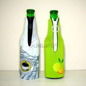 Regalos promocionales bebidas cerveza Portabotellas beber el refrigerador de botellas (BC0003)