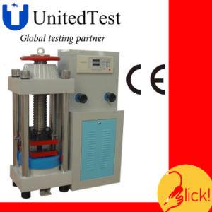 Het Testen van de compressie Machine (ja-2000A)