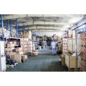 Industrielle stationäre verweisen gefahrenen VSD elektrischen Drehschrauben-Luftverdichter