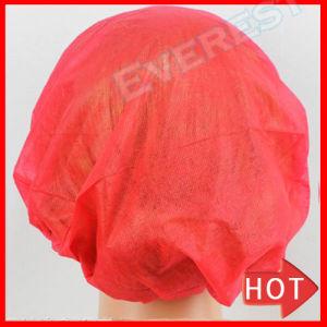 Nichtgewebte Krankenpflege-Wegwerfschutzkappe/runde Schutzkappe