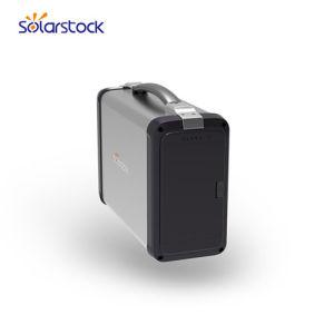 AC&DC Outputの元のSolarstock Portable Solar Generator