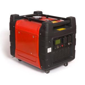 5500-6000Вт переменного тока однофазный переносной генератор бензин для домашнего использования