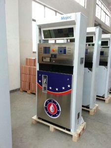 1-Pump&2-Nozzle&4-vertoningen (rechts-C124) de Automaat van de Brandstof