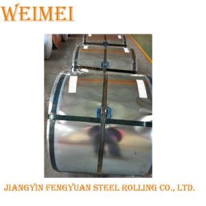Banda de acero galvanizado/bobinas de acero galvanizado/Hoja de acero galvanizado