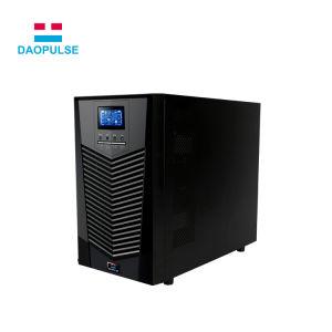 Fase Única de Alta Frequência Trifásico 6kVA 10kVA 200kVA UPS Online Sistema de Alimentação Fonte de Alimentação UPS Offline para o centro de dados do Sistema de Energia Solar Home Office UPS