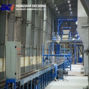 建設用機器を並べさせる機械にギプスの乾式壁のボード