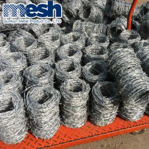 最もよい価格の熱浸された電流を通された鉄の有刺鉄線