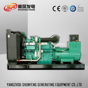 La Chine puissance prix d'usine 400kVA Groupe électrogène Diesel avec moteur Yuchai