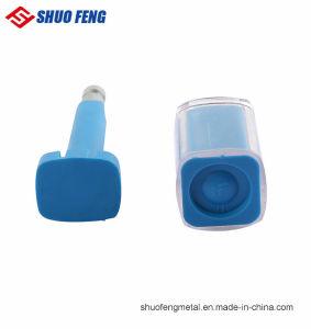 Tamper Evident desechables de plástico de alta seguridad carretilla fabricante de las juntas de contenedores