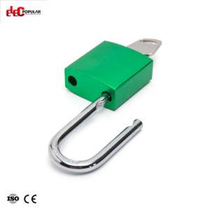 2018の熱い販売の機密保護の高品質38mmアルミニウム金属の鉄のパッドロック