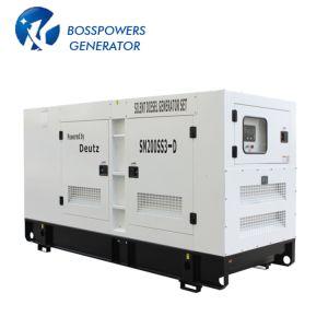 Tianjin Lovol 70kw 방음 발전기