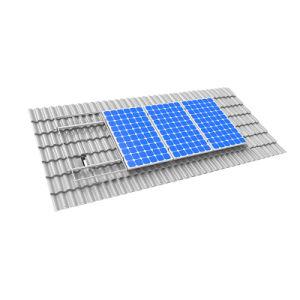 Les techniques modernes des supports de tuiles de toit solaire (NM0228)