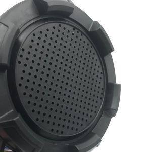 Caja acústica de DJ portátil, mini subwoofer altavoces MP3.