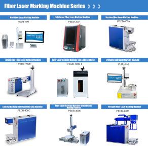 Macchina poco costosa della marcatura del laser della fibra