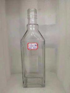 400ml bottiglia di vetro, bottiglia del liquore, bottiglia di vino, bottiglia della vodka, bottiglia di whisky