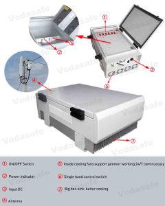 Construir um drone/Rádio Jammer/de canaletas Uav Drone /Jammer/Drone Bloqueador Jammmer,2.4G Wi-Fi/Celular/Bluetooth Jammer, 3G, 4G LTE, Wi-Fi, Bluetooth, GPS
