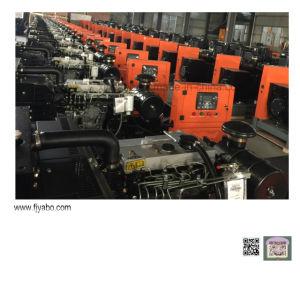 Lovol를 가진 5kw 20kw 25kw 디젤 엔진 발전기는 강화했다