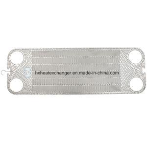 S62ステンレス鋼304/316Lの熱交換器の版
