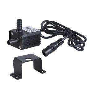 Magnétique Permanent Ultra-Quiet DC 12V Pompes amphibie pour débit médical 220H/L