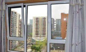 La Cina Limeng finestra rotta termica di Tilt&Turn della lega di alluminio di 55 serie