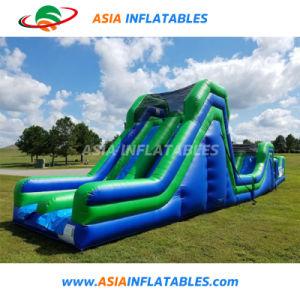 Giochi gonfiabili di corsa ad ostacoli per il parco di divertimenti