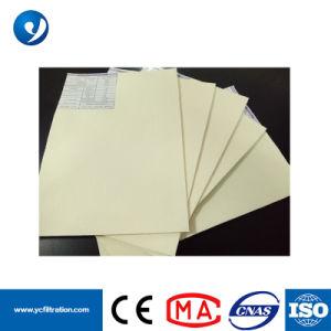 Tipo de filtro de bolsillo y Acrílico Material de la bolsa filtrante Baghouse
