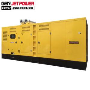 Generatore medio silenzioso del diesel dell'uscita 200kVA-500kVA di Cummins