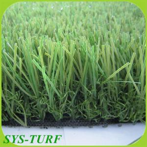 50mm Gras-Natur-bunter künstlicher Rasen für verschiedene Gerichte