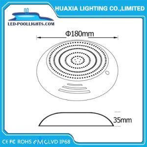 防水暖かく白い小型LED水中ライトLEDプールライト