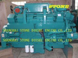 발전기 세트를 위한 Cummins 디젤 엔진 Kt38-G So66018 So66267 So66110 560kw 50Hz