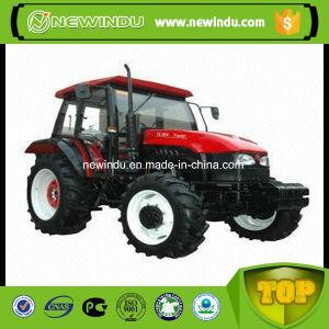 4-cilinder Tractor de van uitstekende kwaliteit van de Motor 90HP 4X4wd van Yto