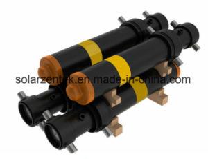 Hyva trazo largo cilindro hidráulico telescópico
