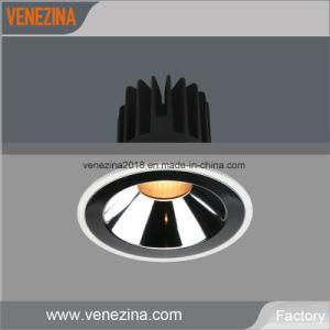 COB LED Spotlight 10W/15W Spot Light Lampe à réflecteur miroir d'éclairage intérieur de plafond Spot encastrable