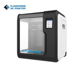 Nuevo diseño no es necesario impresora 3D de nivelación, el Flashforge  aventurero 3