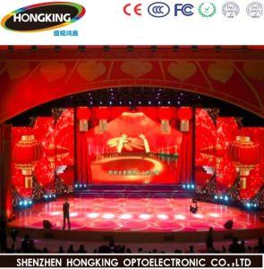 Taxa de atualização 3840Hz Piscina P2.5 Visor LED para painel de exibição