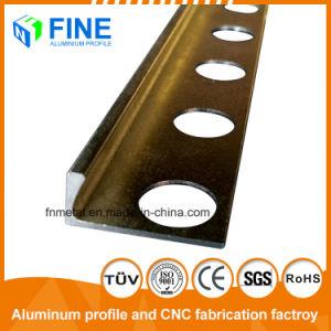 Los perfiles de aluminio extrusionado de Venta caliente para la ventana y puerta.