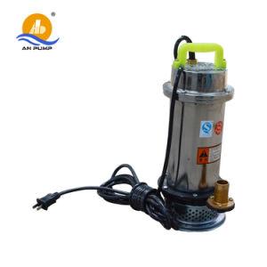 3 Fase Vertical centrífugo de instalar la bomba sumergible de aguas residuales