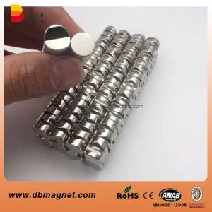 ABS Magneten van het Neodymium van NdFeB van de Toepassing van de Sensor de Permanente