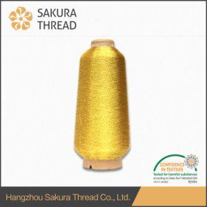 Mh Sakura filetage métallique polyester pour la broderie de chaussettes