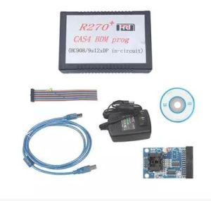 R270+ V толщиной1,20 Auto CAS4 Bdm ключ программист R270 CAS4 Bdm программист Professional для BMW клавишу Prog диагностики автомобиля