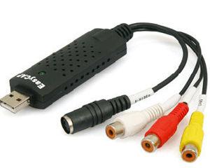 Gemakkelijk GLB USB DVR voor 1 AudioVideo van het Kanaal vangt Opname