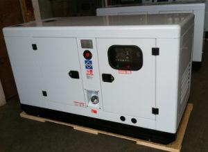 Weichai Kanpor gerador diesel eléctrico silenciosa com três fases
