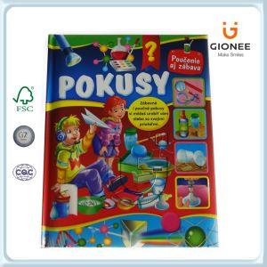 Impressão de papel Casebound livros educativos para crianças