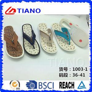 Flip-flops plates à bandoulière à mode exclusif pour femmes (TNK10044)
